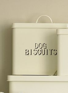 Small Dog Food Container