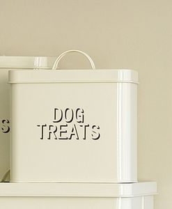 Dog Treats Container - dogs