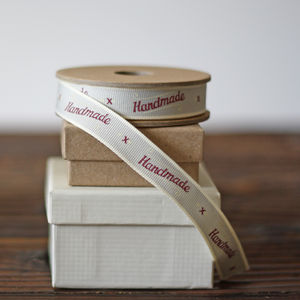 Ribbon Handmade - diy stationery