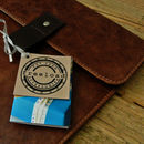 Leather Mini iPad Case Various Colours