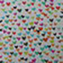mini hearts pocket