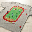 Footie Pitch T Shirt