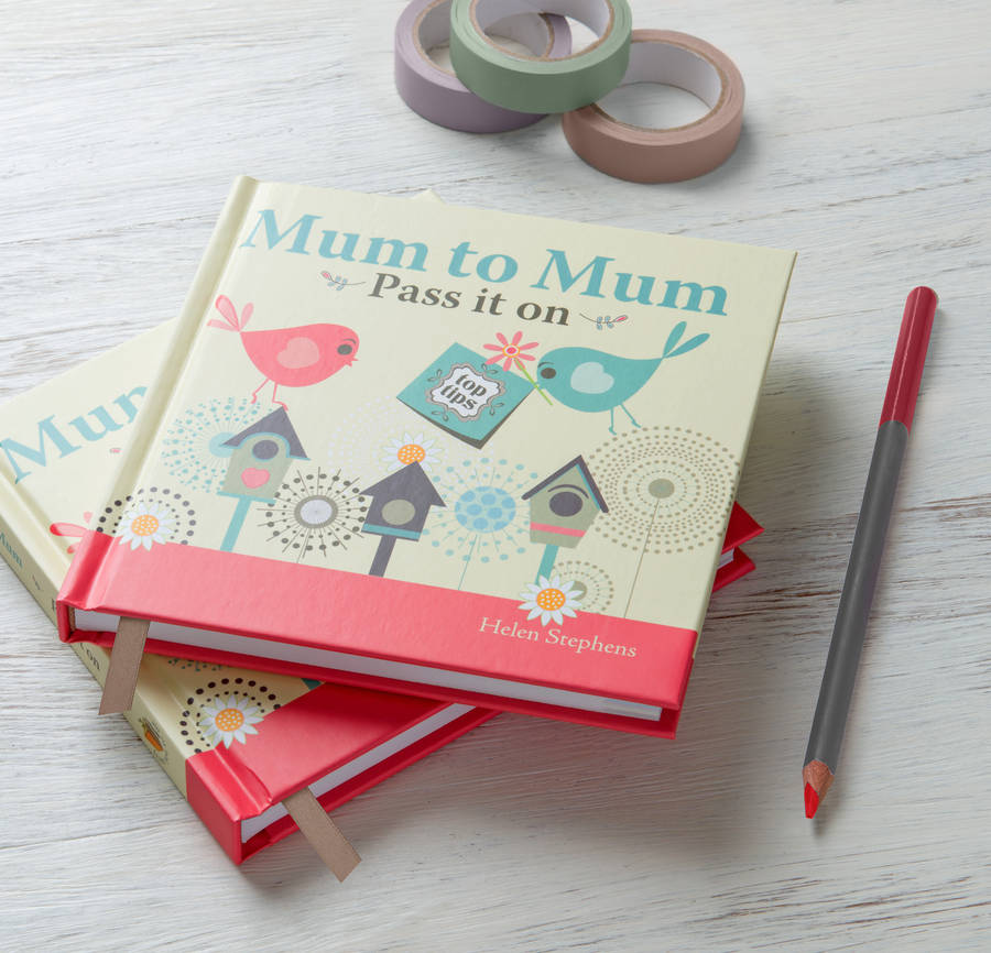 Mum To Pass It On Book