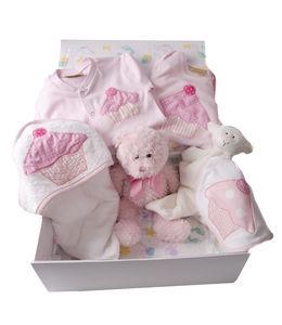 Baby Girl Cupcake Gift Hamper