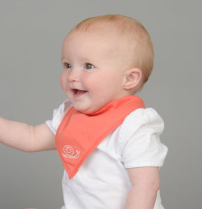 Organic Cotton Bandana Dribble Bib