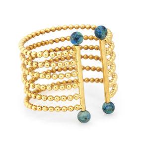 Arktos Statement Cuff - bracelets & bangles