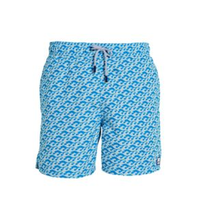 Men's Waves Swimming Trunks - men's fashion