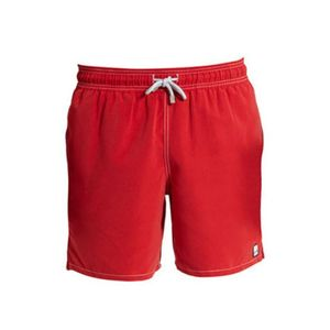 Men's Solid Swimming Trunks - men's fashion