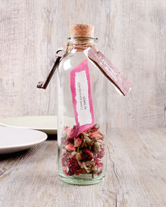 Message In A Bottle 'Love' - wedding, engagement & anniversary cards