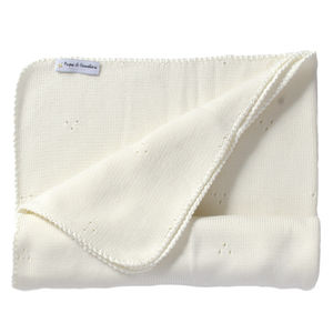 Gardenia Pure Cotton Blanket