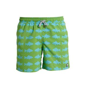 Boy's Fish Swimming Trunks - swimwear
