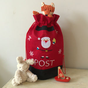Post Box Gift Bag/Sack