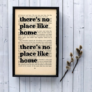Housewarming Gift Print - home accessories