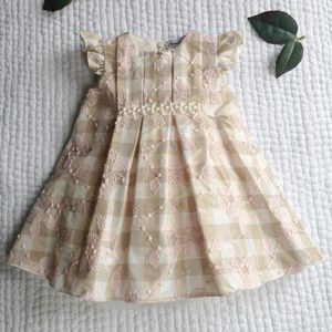 Blossom Taffeta Dress - occasion wear
