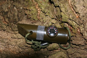 Seven In One Survival Whistle - summer toys & games