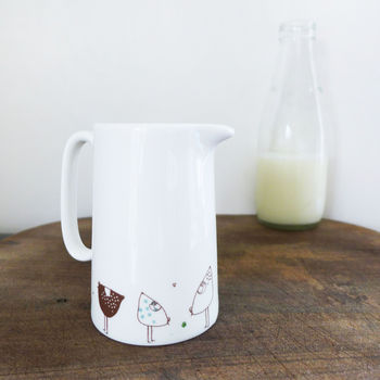 Hens Milk Jug