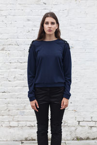 Artisan Bead Sweat Top Made In UK
