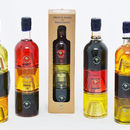 Bespoke Triple Stacking Oil And Vinegar Gift Set