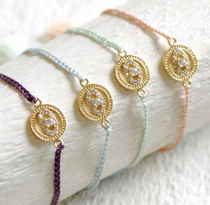 Talisman Eye Friendship Bracelet