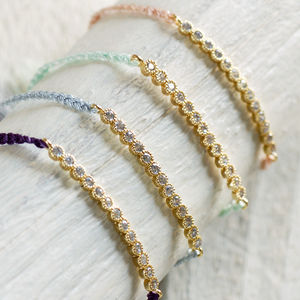 Eternity Friendship Bracelet