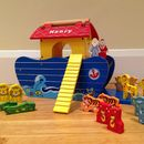Personalised Wooden Noah's Ark