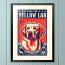 Obey The Dog Print, For Pet Lovers