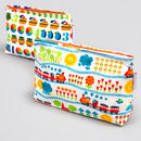 Toiletry Bag Set For Children