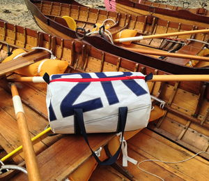 Racing Sails Kitbag And Washbag - bags