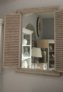 French Shutter Mirror - mirrors