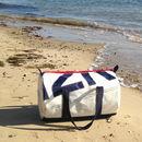 Racing Sails Kitbag And Washbag