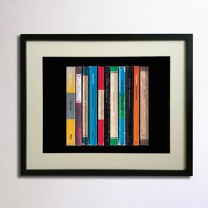 Kate Bush Album 'Never For Ever' As Books Poster