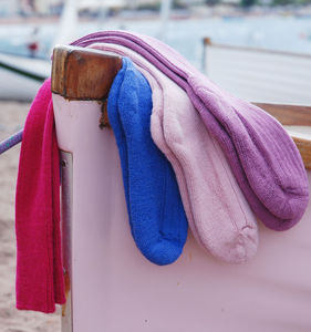 British Alpaca Ribbed Socks