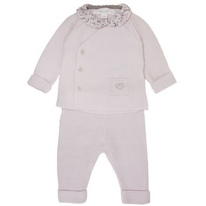 Baby Girl Liberty Cashmere Two Piece - clothing