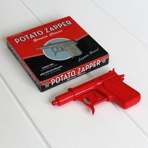 Potato Zapper - games