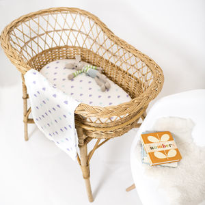 Cloud Design Newborn Gift Set - cot bedding