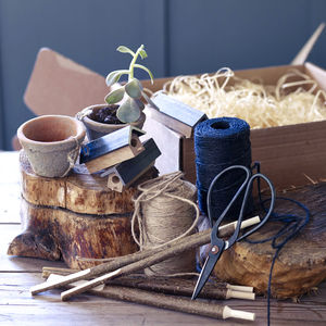 Rowen And Wren Gardeners Hamper - 40th birthday gifts
