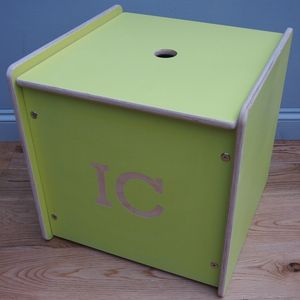 Cube Storage - toy boxes & chests