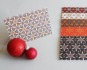 Christmas Trimmings - seasonal cards