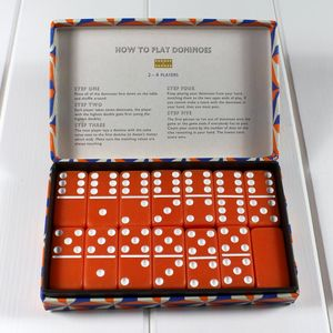 Stunning Dominoes Set - board games & puzzles
