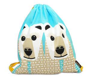 Kit Bag Polar Bears