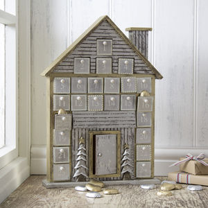 Gold And Silver Advent House