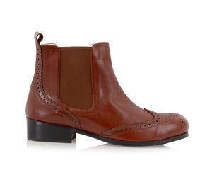 Fulham Brogue Boots - shoes