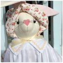 Floral Rabbit PJ