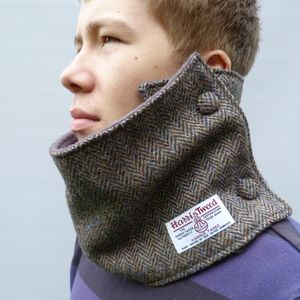 Harris Tweed Classics Neckwarmer