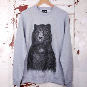 Big Bear Jumper - women's fashion
