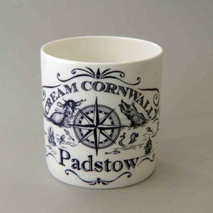 Bone China Padstow Mug