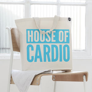 'House Of Cardio' Gym Bag