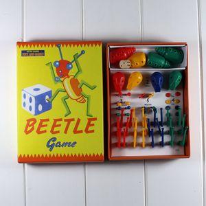 The Beetle Game Vintage Fun - board games