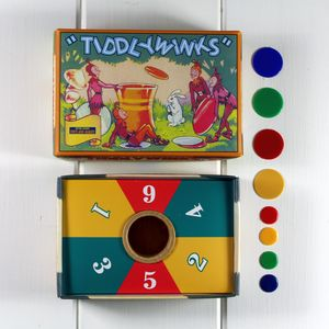 Tiddlywinks Vintage Fun - traditional toys & games