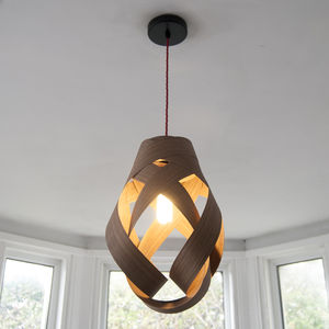 Lily Pendant Lampshade - lighting
